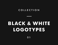 Black & White Logotypes