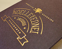 Wedding Invite - Noelle e Ednei