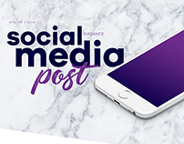 Social Media - Ellegance