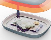 UVC Money sanitizer