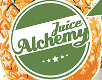 Juice Alchemy: Car Magnet Design