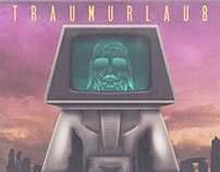 Traumurlaub - Intelligent Maschine - Cover Artwork