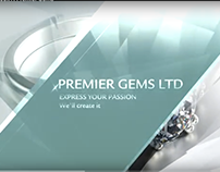 Video Blog Project - Premier Gems (Restyle/ Redesign)