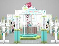 Fabrica de corazones - Diney Baby - Expo bebé 2018