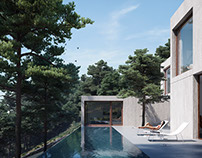 House in Sitges by MANO Arquitectura