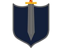Thirty Logos Challenge #12 - Sword & Shield