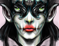 Vampire Work in Progress