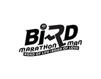 Bird marathon man