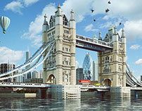 JVG - London Lego Bridge