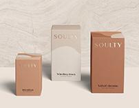 SOULTY / Packaging Design & Branding