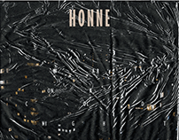 Honne LP Cover Redesign