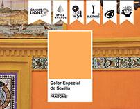TANQUERAY. En busca del Color Especial de Sevilla