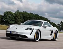 Porsche 718 Taycan S