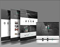 Enterprise website