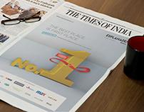 Print Ad Esplanade One