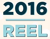 2016 Motion Reel