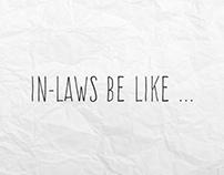 The Wedknock, 'In-laws Be Like...' | Digital Asset.