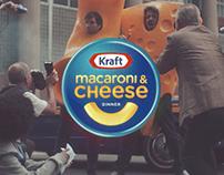 Mac & Cheese - Dupla Perfeita