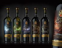 """Spanish wine """"Castilio de Cortes"""""""