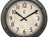 4388G Wall Clock