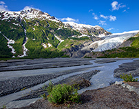 Alaska Glacier Photo Album