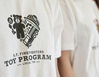 SFFD Toy Program Branding