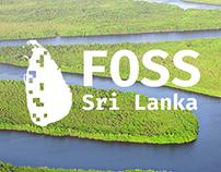 FOSS Sri Lanka - Logo design