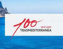 Trasmediterranea Responsive Website