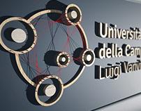 Logo e Rebranding dell'Università Vanvitelli