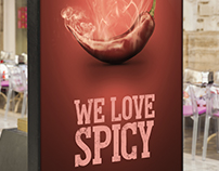 We Love Spicy