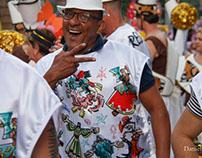 Abadá Enamorados do Samba