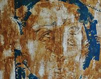 """""""Personality"""" 160х125 wood/acrylic"""