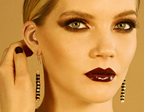 Alice Menter Jewellery Campaign