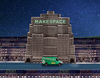 MakeSpace Van Animation