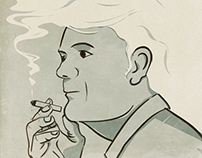 """How smoking affect the aging progress"""""""