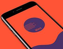 Mars / Music App Brand 2017