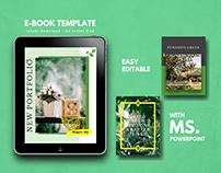 Photography Portfolio Book Template