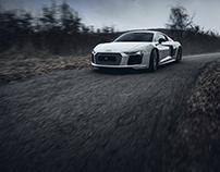 Audi R8 V10 Plus | 2016