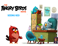 Angry Birds Children's Book