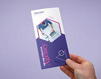 Brochure – Creative Agency Tri-Fold Template