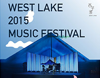 西子湖 | 视觉设计 Visual Identity Design of West Lake