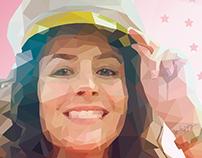 Taísa Seeling - Happy Birthday -- Illustration