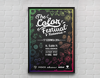 The Color Festival | Posters