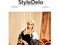 Tanya Tereshina For Style Delo