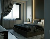 """KDS"" bedroom project"