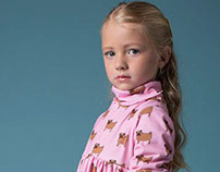 Knit Dresses: Childrenswear Collection 2015