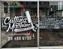 Cutting Machine Barber