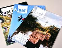 Magazine »Klaaf« – Relaunch