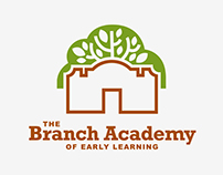 The Branch Academy Branding & Website