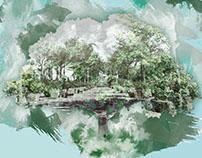 abstract tree exposure